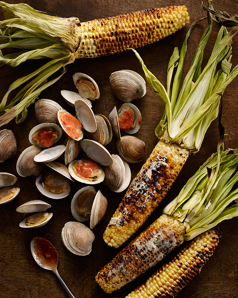 GrilledCorn&Clams_78378